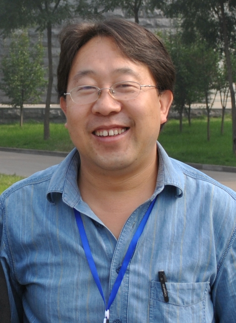 Zhang Feng China Council Member Asian Society of Arachnology